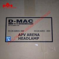 Head Lamp Lampu Depan Suzuki APV Arena 2009 DMAC QQxFVS11648