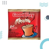 Kopi Good Day Mocacinno Merah 1 Pack isi 50 sachet