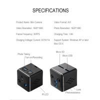 Camera ❣ 1080P HD Direct Recording Mini s 150° Wide Angle