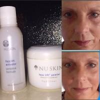 NuSkin Nu Skin Face Lift with Activator - Original Formula - 2.6 Oz Po
