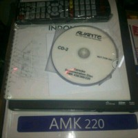 Promo dvd karoke advanter amk220/20 ribu lagu Diskon