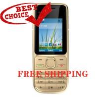 Smartphone Nokia c2-01 Unlocked C2 GSM / WCDMA 3.15mp Kamera 3g