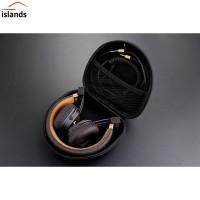 Mid Tas Pouch Hard Case Travel untuk Headphone Marshall Major I