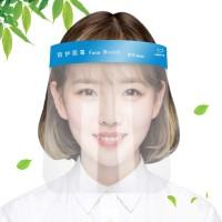 Seafeel Masker Pelindung Wajah Anti Debu / Jatuh Adjustable