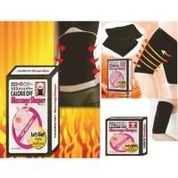 Paket Hemat Pelangsing Calorie Off Waist Thigh Arm 3 in 1 Set