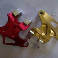 Laris5 - Tutup Cover Kaliper Honda Fino Pcx Specy Caliper Titup Maste