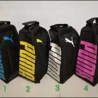 Tas Sepatu Olahraga Puma Mix TP1 (Futsal, Soccer, Gym, Running, Dll)