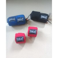 Dua Handwrap HandWrap Tinju Boxing MMA Muay Thai BRAND TOP