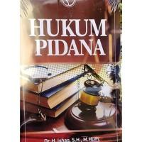 Hukum Pidana-Ishaq
