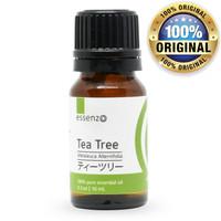 Essenzo Tea Tree Essential Oil 10mL Aromaterapi ( Jerawat )