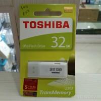 FLASHDISK TOSHIBA TRANSMEMORY 32GB ORIGINAL