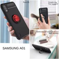 Casing Softcase Iring Samsung A01 Soft Back Case