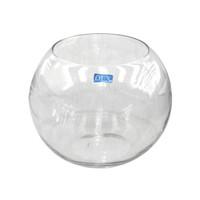 Aquarium Toples Vas Bulat Fish Bowl Fishbowl Luna C 1 Vol 10 L