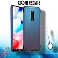 Case Xiaomi Redmi 8 Borderless Slim Fit Premim Hardcase