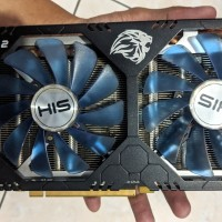 vga rx 580 8gb his iceq normal no minus