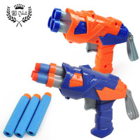 Mainan Pistol anak mini Soft Bullet Mirip Nerf Soft Bullet Gun