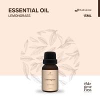 Lemongrass Aromatherapy Essential Oil 15ml Bathaholic