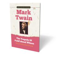 Buku Mark Twain THE TRAGEDY OF PUDD'NHEAD WILSON