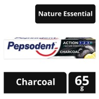 PEPSODENT ACTION 123 Charcoal Whitening 65gr