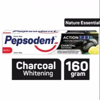 PEPSODENT ACTION 123 Charcoal Whitening 160gr