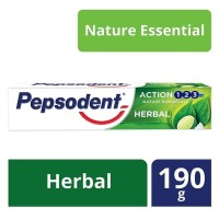 PEPSODENT ACTION 123 Herbal 190gr