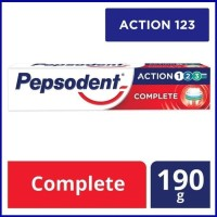 PEPSODENT ACTION 123 Complete 190gr