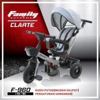 Sepeda Roda Tiga Family Supreme Clarte F960