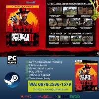Red Dead Redemption 2 Ultimate Edition PC Steam ORIGINAL - Steam Download
