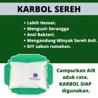 Karbol Sereh 1L - BIANG Karbol Sereh 1 Liter - Refill - DIY