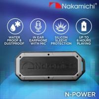 Nakamichi N-Power Wireless Speaker Bluetooth - Black