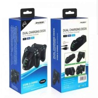 Dual Charging Dock Ps4 Wireless Controler Ps4