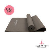 Happyfit Matras Yoga PVC Mat 8MM Gratis Tas Free Bag