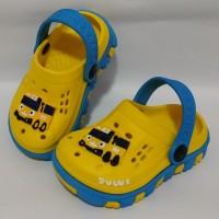 Baby Shoes & Kids 6 Bulan-5 Tahun S19-30 Tayo Model Crocs Merk Dulux