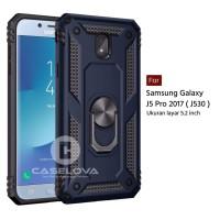Hard Case Samsung Galaxy J5 Pro 2017 J530 Ring ARMOR Kickstand Hybrid