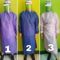 jubah operasi/ baju ok/ surgical gown