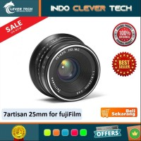 7Artisans For Fuji 25mm f/1.8 APS-C