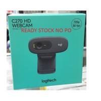 Logitech WebCam C270 HD Original Garansi 1 Tahun