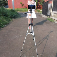 tripod kamera weifeng / tripod hp tripod handphone