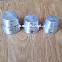 Cetakan kue Mangkok / Muffin / Cup Cake Press Pendek Ukuran A