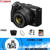 Canon EOS M3 Kit EF 15-45mm PAKET
