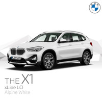 BMW X1 Booking Fee Bandung