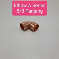 Elbow A Series 5/8 Panjang / Penyambung Pipa