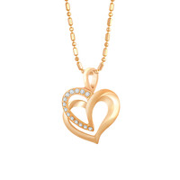 Frank & Co FLYT150216 Lovely Necklace - Rose Gold
