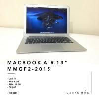 MacBook Air 2015 MMGF2 RAM 8GB SSD 128GB Bkn MQD42 MQD32 Retina MJVE2