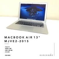 MacBook Air 2015 MJVE2 RAM 4GB SSD 128GB Bkn MMGF2 MMGG2 MQD32 MQD42