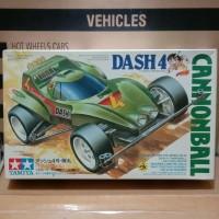 tamiya mini 4wd dash 4 cannonball yonkuro made in japan 1990
