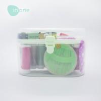 Inone Alat Jahit Set Benang Jarum Lengkap Sewing Box