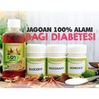 Jamu Herbal Naturindo Atasi Diabetes