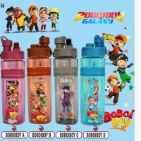 SE 04 Botol Minum Custom Nama / Print UV / BoboiBoy