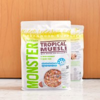 Monster Tropical Muesli - Monster Muesli - Healthy Food [IMPORT]